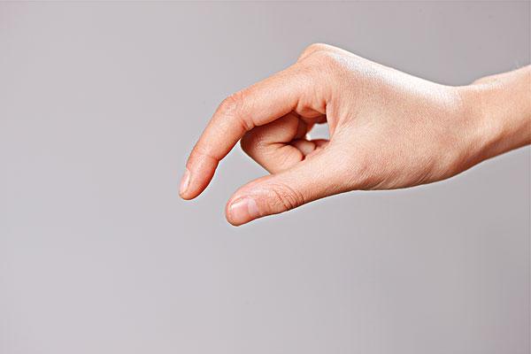 手指头纹身小图案紧箍咒