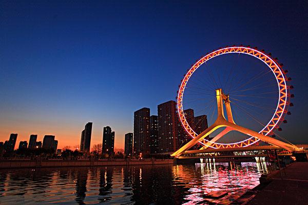 天津之眼旅游-天津之眼旅游景点大全-天津之眼旅游图片