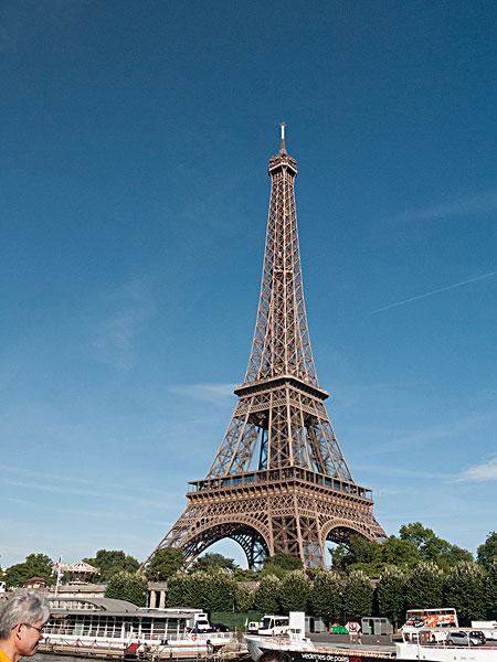 法国埃菲尔铁塔