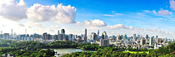 广州全景_广州全景图片