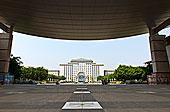 云南省红河哈尼彝族自治州政府建筑区