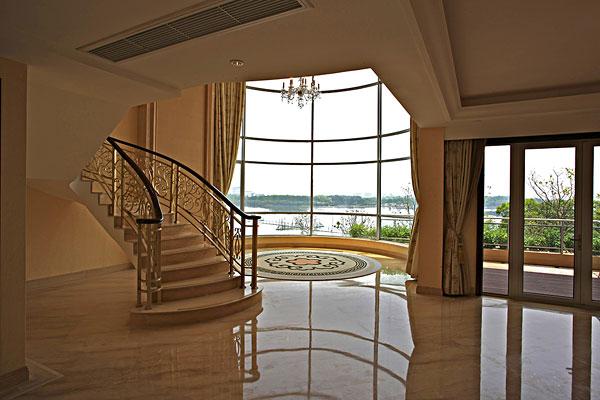 旋转楼梯装修效果图-旋转楼梯装修效果图大全-全景