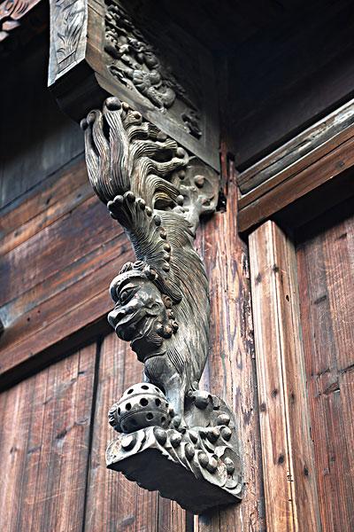 >木雕图案
