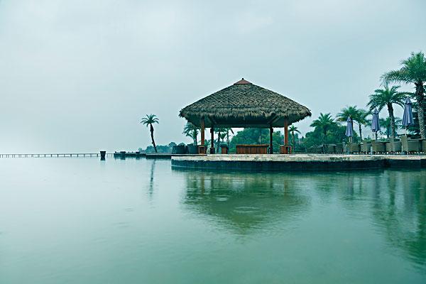 高档度假村,昆明阳宗海风景区柏联温泉度假村,38