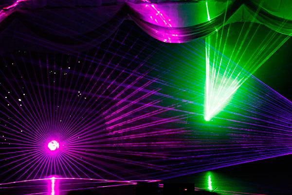 科幻科技舞台灯光7