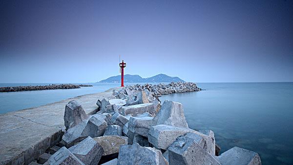 海南分界洲岛海滩