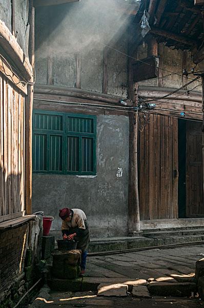 浦东农村老房子