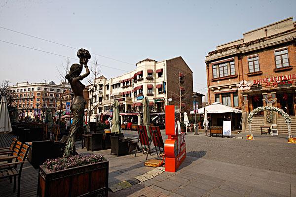 欧式风情街_欧式风情街图片
