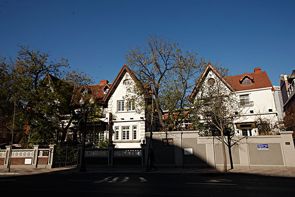 欧式古典风格建筑_欧式古典风格建筑图片