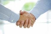 商务人士,握手