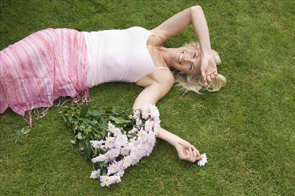 全景图片网:放松 女人
