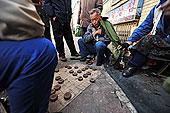 中国,人,玩,中国象棋,象棋,街上