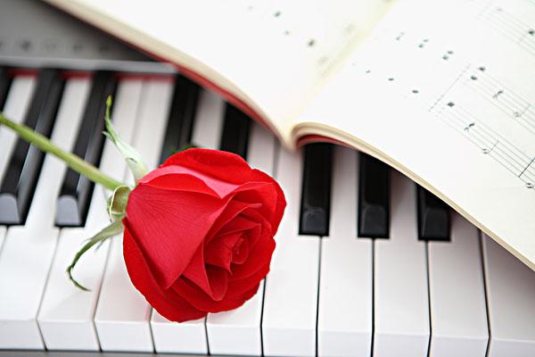 玫瑰玫瑰我爱你简谱 我爱你动态玫瑰图片 网王玫瑰玫瑰我爱你