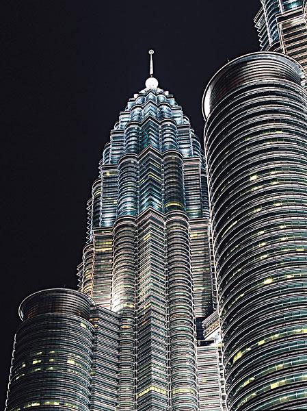 双子塔,马来西亚