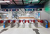 香港地铁站