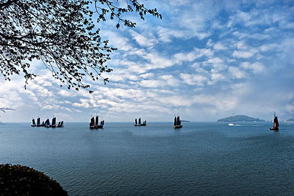 >太湖图片