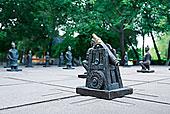 黑龙江哈尔滨太阳岛象棋阵