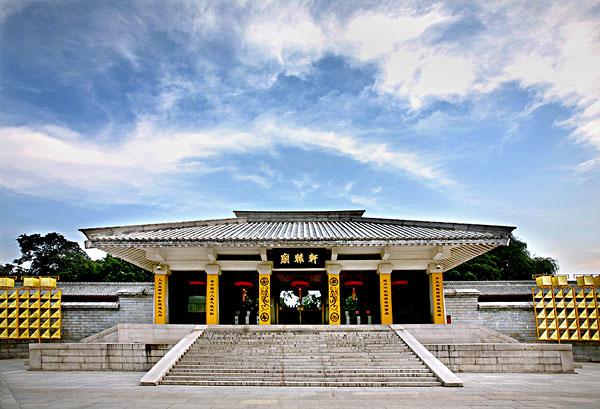 陕西建筑风景图片