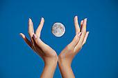 月亮/捧着月亮的手下载相似预览购买...
