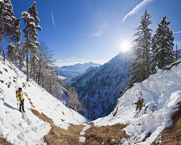 登山-登山图片-全景时尚