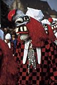 面具,狂欢,巴塞尔,瑞士,欧洲