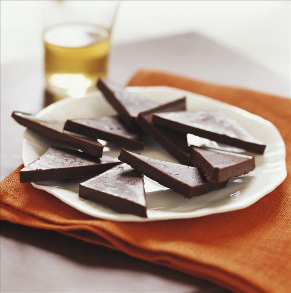 巧克力三角形板