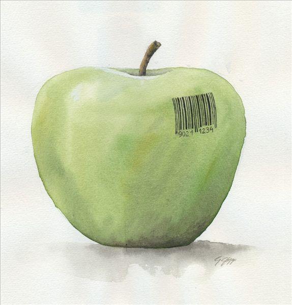 水果素描_水果素描图片
