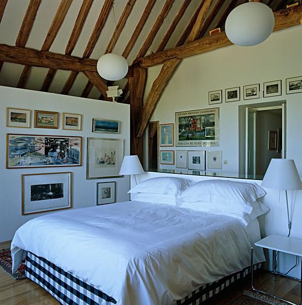 现代卧室360全景图片高清