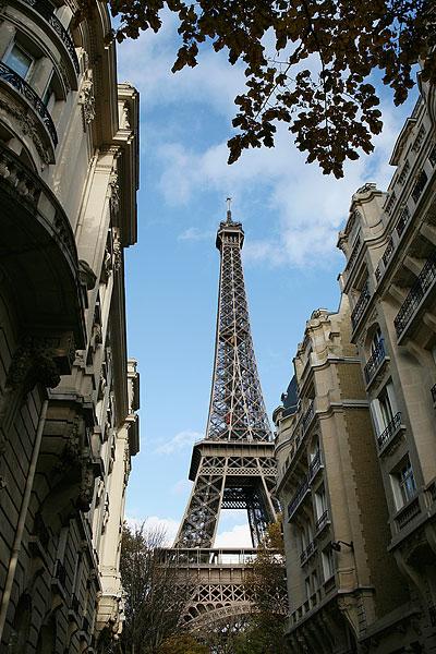 埃菲尔铁塔,住宅,建筑
