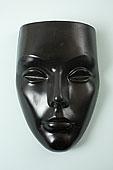 黑色,面具,相似