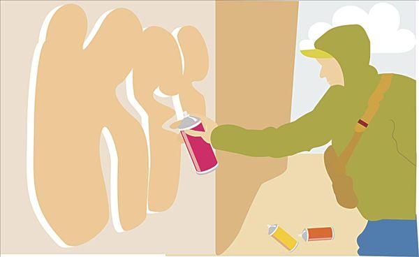 室内手绘墙装修效果图-室内手绘墙装修效果图大全