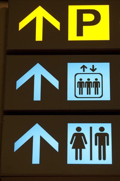 机场广告图素材