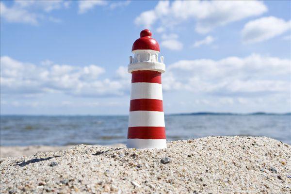 马雷岛灯塔怎么建造的