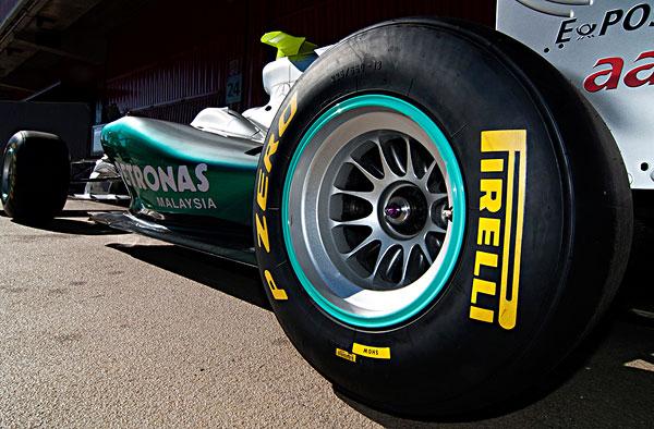轮胎,奔驰,f1赛车,测试,赛道,巴塞罗那,西班牙,欧洲