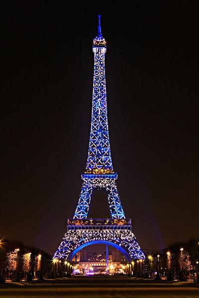 埃菲尔铁塔,巴黎