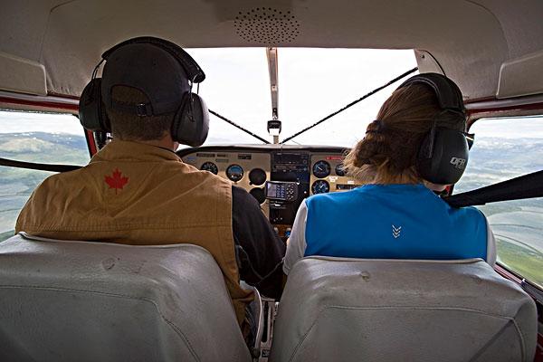 副驾驶员,驾驶室,两栖飞机