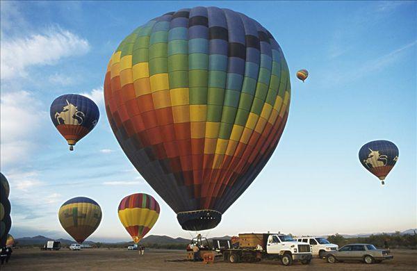 热气球,亚利桑那