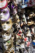 威尼斯,面具,货摊