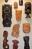 木质,面具