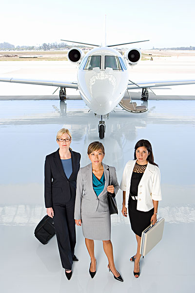 飞机,飞机跑道,肖像,俯视图
