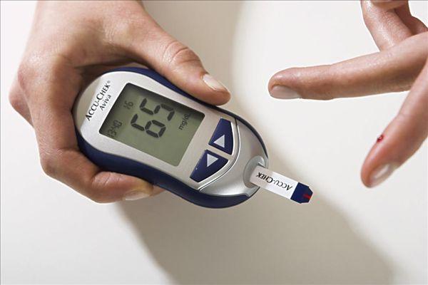 测血糖步骤图片