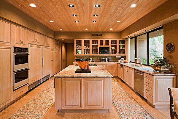 现代,厨房,奢华,别墅