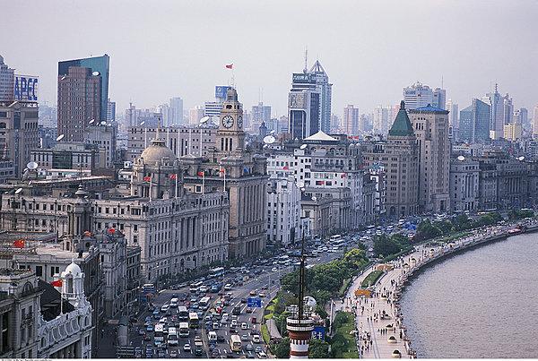 >上海外滩图片