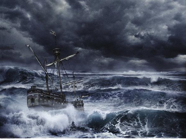 横笛曲谱船-船 大海中的船歌谱