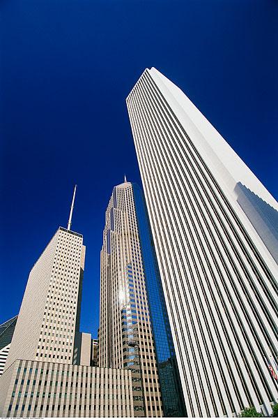 全景图片网:摩天大楼,芝加哥