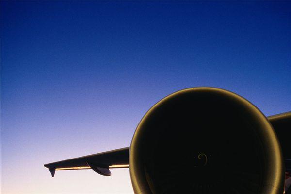 喷气发动机,飞机