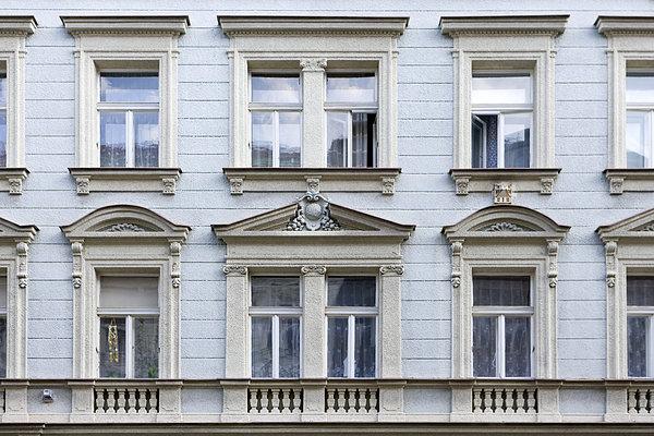 大楼窗户贴图素材