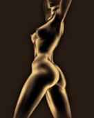 裸露,女人