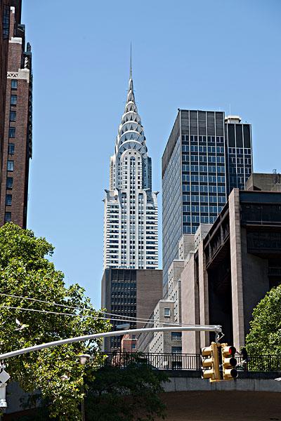 克莱斯勒大厦,纽约,美国
