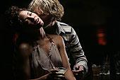 情侣酒吧啪啪怕视频